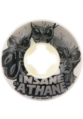 OJ Wheels Alien Insaneathane Universals 101a