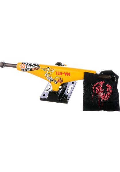 Thunder Achsen 148 Hi Na-kel Takeover yellow-black vorderansicht 0122483