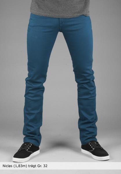 Reell Jeans Skin tundra-blue Vorderansicht
