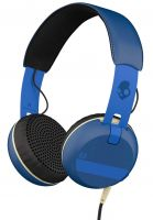 Skullcandy Kopfhörer Grind On Ear W/Tap Tech ill famed-royal-blue Vorderansicht