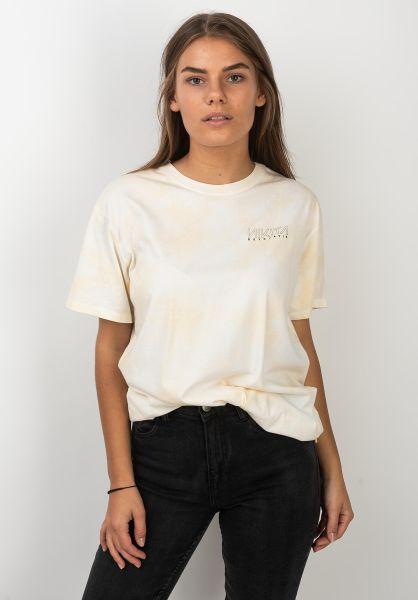 Nikita T-Shirts GRRL egret vorderansicht 0320073