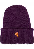 pizza-skateboards-muetzen-emoji-purple-vorderansicht-0572375