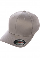 Flexfit-Caps-Original-grey-Vorderansicht