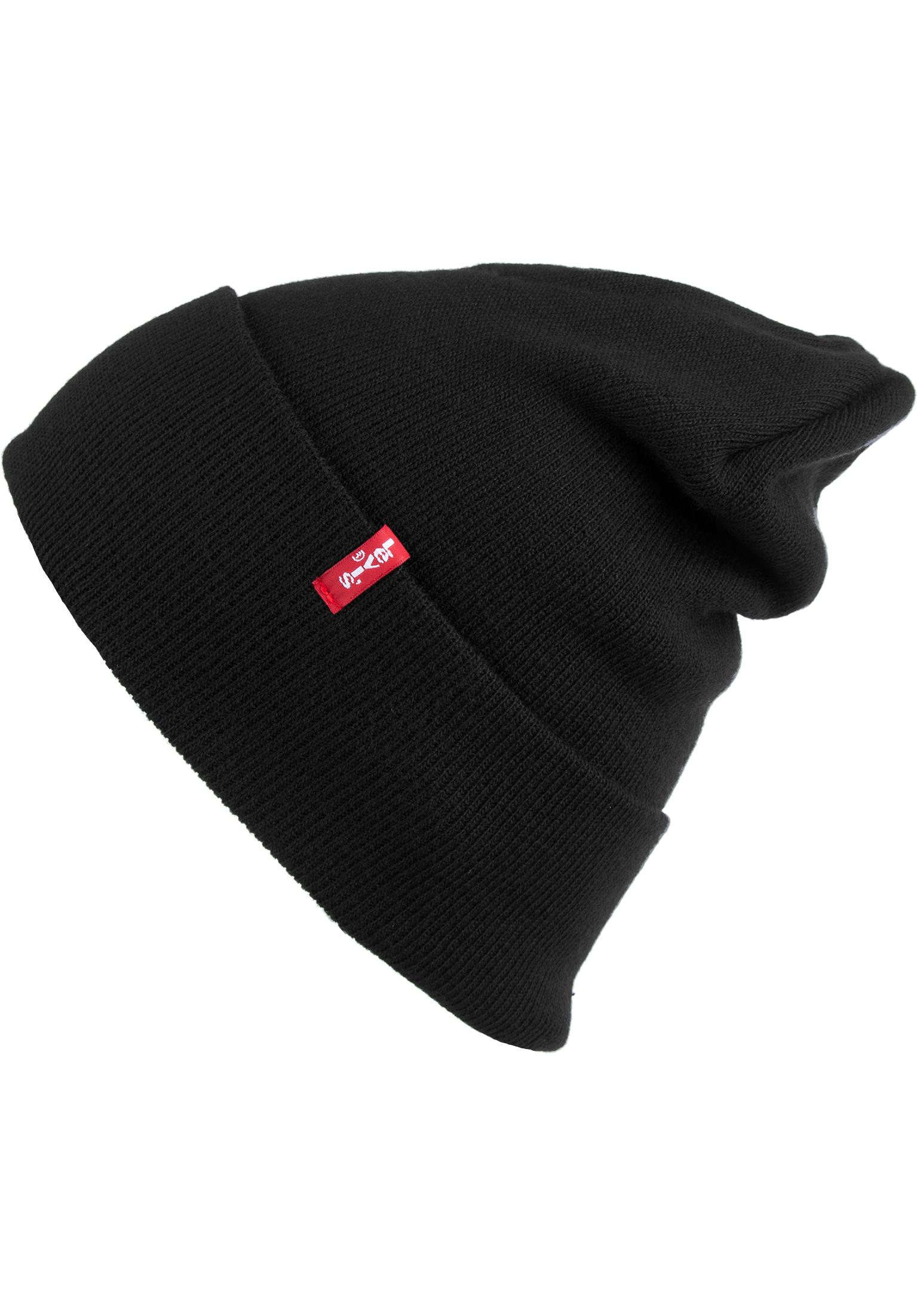 32f3fb0002f Slouchy Red Tab Levi s® Beanies in black for Men