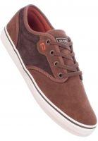 Globe Alle Schuhe Motley brown-choco Vorderansicht