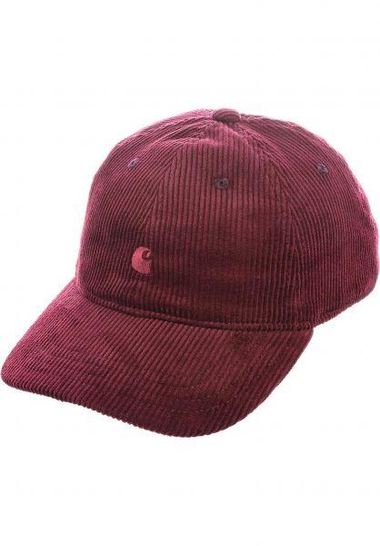 Carhartt WIP Caps Harlem Cap jam-jam vorderansicht 0566402
