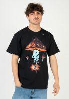 huf-t-shirts-doomsday-tt-black-vorderansicht-0323443