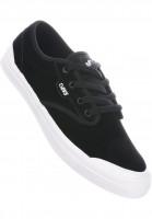 DVS Alle Schuhe Cedar black-white Vorderansicht