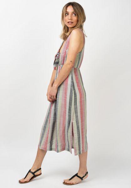 RVCA Kleider Flossie multi vorderansicht 0801525