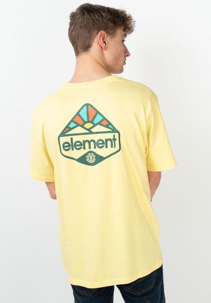 Element T-Shirts Coretta popcorn vorderansicht 0631986