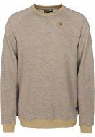 Mahagony Sweatshirts und Pullover DSGN sand Vorderansicht