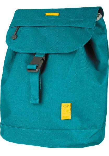 Lefrik Rucksäcke Flap Backpack Small lake vorderansicht 0880952