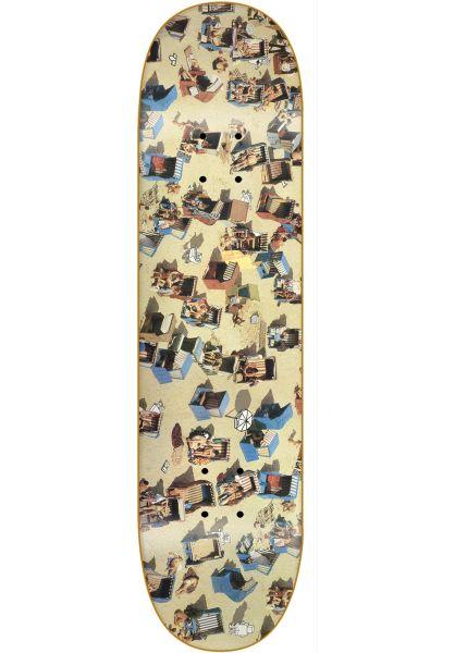 ROBOTRON Skateboard Decks Playa De Beach sand vorderansicht 0262627