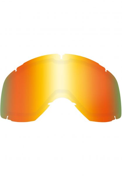 TSG Snowboard-Brille Replacement Lens Goggle Expect red-chrome Vorderansicht