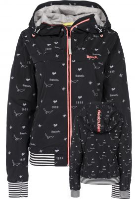 Bench Easy Jacket AOP