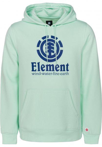 Element Hoodies Vertical brookgreen Vorderansicht