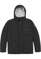 Reell Parkas und Mäntel Field Jacket black Vorderansicht