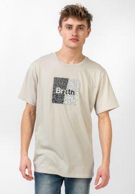 Brixton T-Shirts Crowd Art