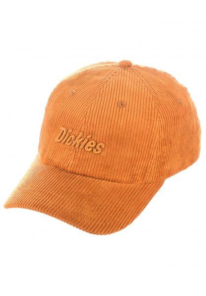 Dickies Caps Higginson pumpkinspice vorderansicht 0567204