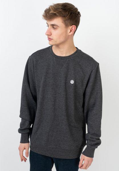 Element Sweatshirts und Pullover Cornell charcoalheather vorderansicht 0421162