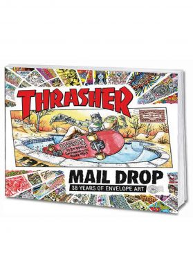 Thrasher Miscellaneous Mail Drop Book