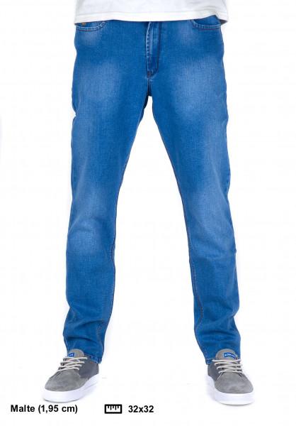 Reell Jeans Sampler 80s-blue-flow Vorderansicht