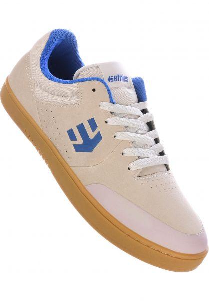 etnies Alle Schuhe Marana x Michelin white-blue-gum vorderansicht 0604316