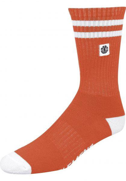 Element Socken Clearsight flame vorderansicht 0631674