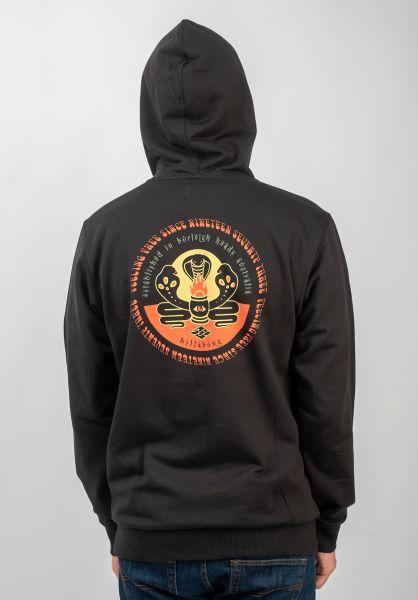 Billabong Hoodies Trifecta black vorderansicht 0445552