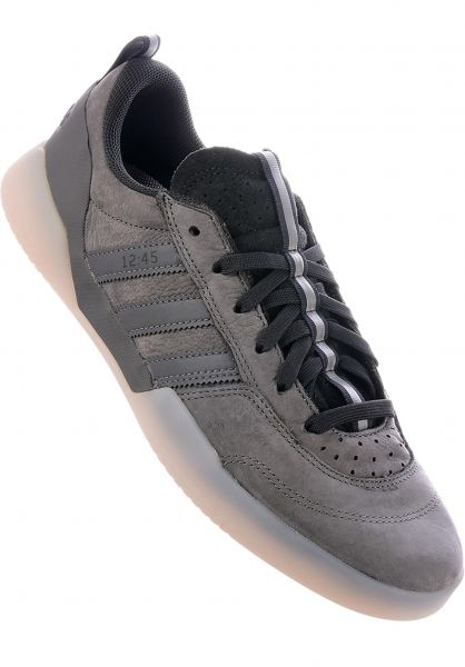 best authentic 391f0 3a7d7 adidas-skateboarding Alle Schuhe City Cup x Numbers grey-carbon-grey  Vorderansicht