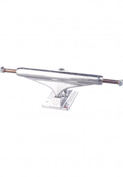 Independent Achsen 169 Stage 11 Forged Titanium silver-silver Vorderansicht