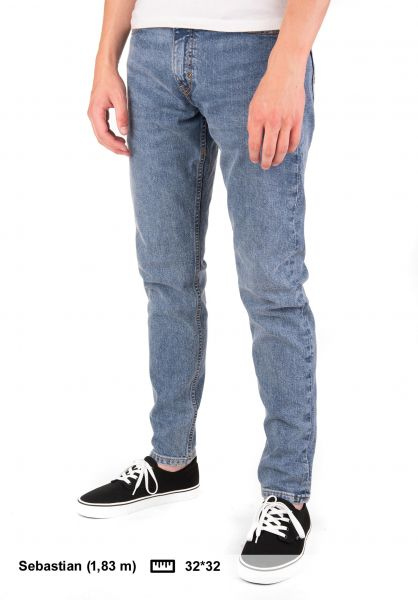 Levis Skate Jeans 512 hack Vorderansicht
