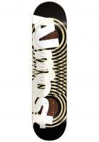 almost-skateboard-decks-amrani-interweave-rings-impact-brown-vorderansicht-0266923