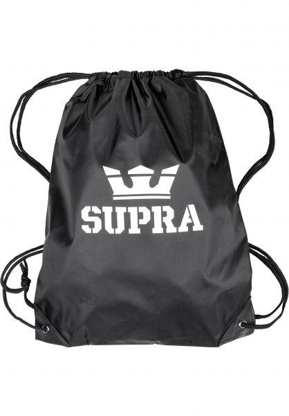 Supra Promoartikel Gratis Gym Bag no color vorderansicht 0972285