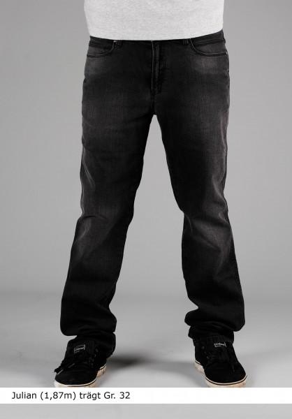 Reell Jeans Razor black-flow Vorderansicht