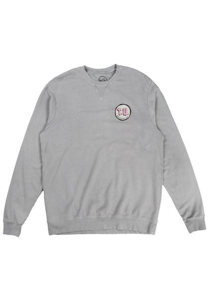 Transportation Unit Sweatshirts und Pullover Classic T.U. lightgrey vorderansicht 0422743