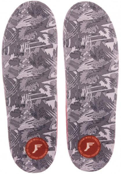 Footprint Insoles Einlegesohlen Gamechangers Light PU Camo white vorderansicht 0249134