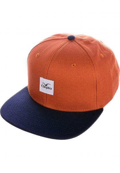 Cleptomanicx Caps Badger III autumnal vorderansicht 0565955