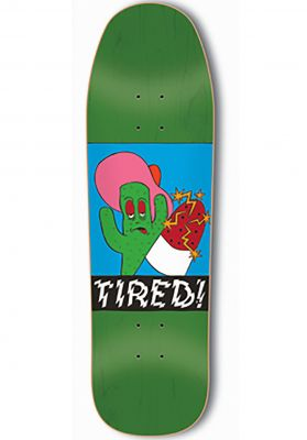 Tired Skateboard Decks Cactus People on Wanderer