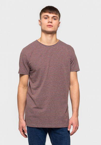 RVLT T-Shirts 1005 greymelange vorderansicht 0321070