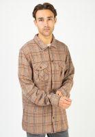 rhythm-hemden-langarm-plaid-flannel-sand-vorderansicht-0412253