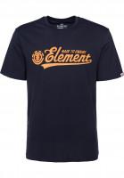 Element T-Shirts Signature eclipsenavy Vorderansicht
