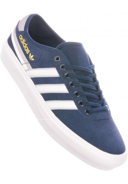 adidas-skateboarding Alle Schuhe Delpala ADV collegiatenavy-white-glorygrey vorderansicht 0604894