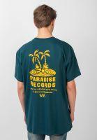 rvca-t-shirts-paradise-records-deepsea-vorderansicht-0321857
