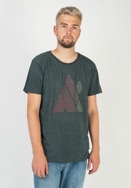 alife and kickin T-Shirts Logo Icon darkforrest 320 vorderansicht 0322805