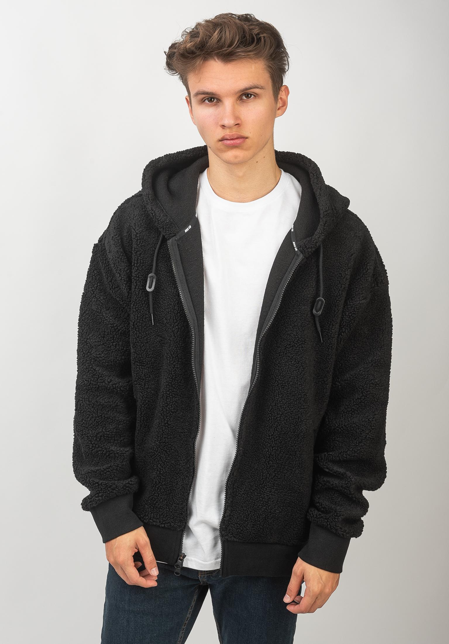cheap price release info on classic style Sherpa Hood