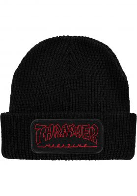 Thrasher China Banks Patch