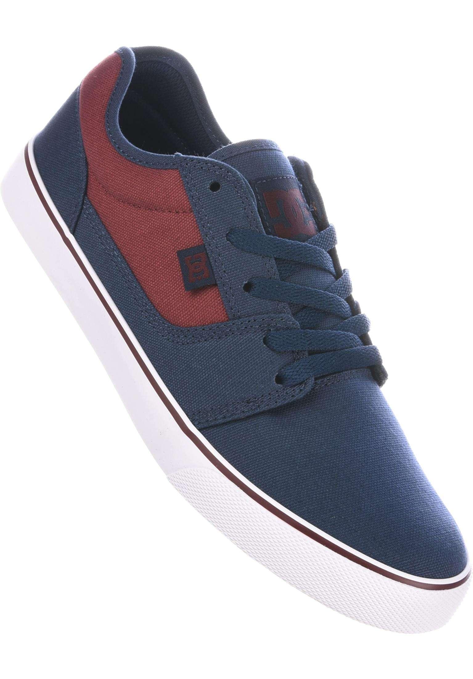 4b4e82c0b3b42 Tonik TX DC Shoes All Shoes in navy for Men