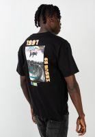 titus-t-shirts-retro-cover-print-black-vorderansicht-0320163