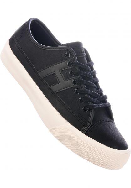 HUF Alle Schuhe Hupper 2 LO black Vorderansicht